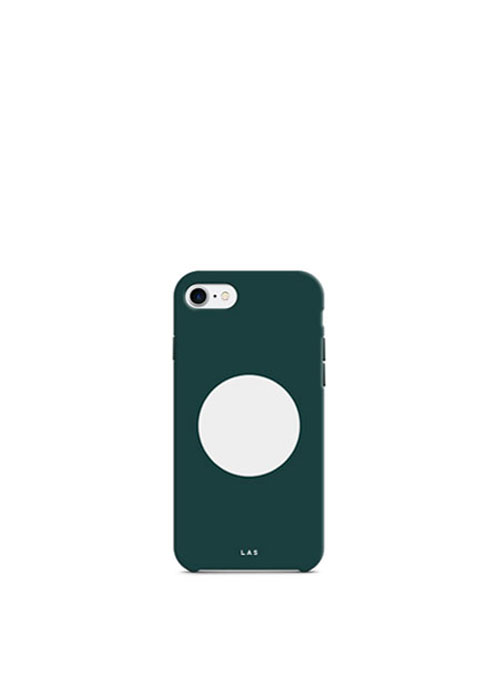 Bauhaus Circle Hard Case [British Green]